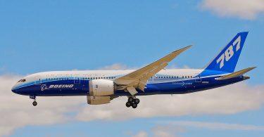 China Aircraft Leasing Group získává své první trysky Boeing 787 Dreamliner