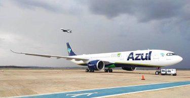 آزول برزیل به فرودگاه JFK نیویورک پرواز می کند