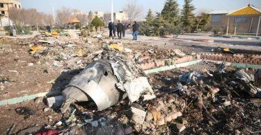 Bost herrialdek konpentsazioa eskatzen diote Irani Boeing ukrainar erorrengatik