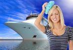 لا يزال المرض أو الإصابة مصدر قلق كبير لركاب الرحلات البحرية