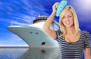 بیمار یا زخمی شدن همچنان نگران کننده ترین مورد مسافران سفر دریایی است