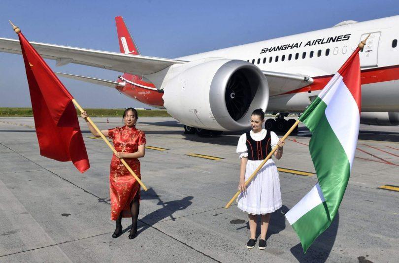 Shanghai Airlines lanza vuelos diarios desde Budapest a Shanghai
