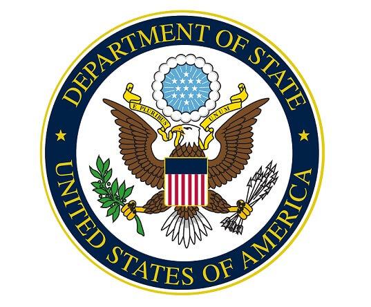 Mampitandrina ny olom-pirenena amerikana rehetra ny departemantam-panjakana amerikana mba 'hiala avy hatrany any Irak'