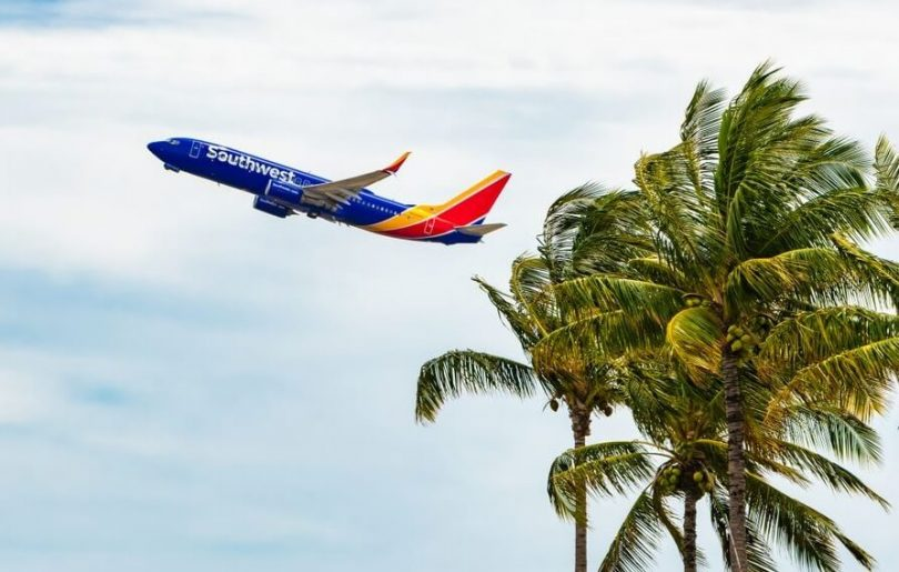 Southwest Airlines expands nonstop service from San Jose to Hawaii