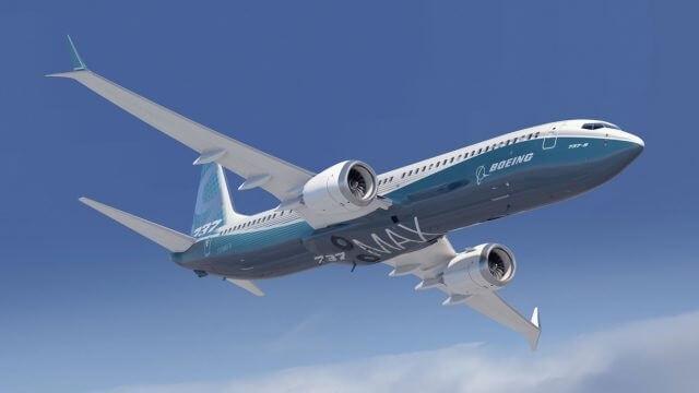 बोइंग की रिपोर्ट में नए पाए गए 737 MAX सॉफ्टवेयर 'भेद्यता'