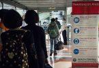 تم فحص الركاب المسافرين من الصين بحثًا عن فيروس قاتل في ثلاثة مطارات أمريكية رئيسية