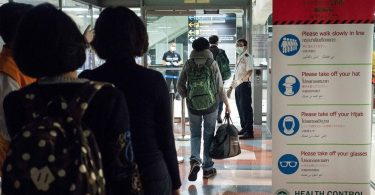 Passengers traveling from China screened for deadly virus at three major US airports