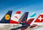 Lufthansa Group i logi dros 4,500 o weithwyr newydd yn ei farchnadoedd cartref yn 2020