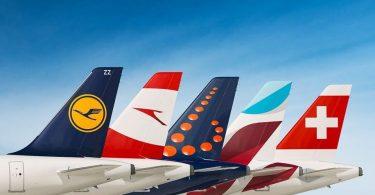 Lufthansa Group hanakarama mpiasa vaovao maherin'ny 4,500 amin'ny tsenany an-trano amin'ny taona 2020