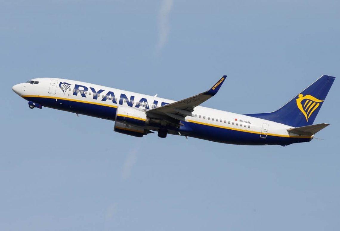 Ang Ryanair milupad gikan sa Budapest Airport hangtod sa Kharkiv, Ukraine