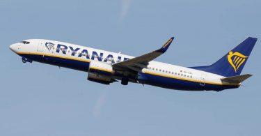 Společnost Ryanair létá z letiště v Budapešti do ukrajinského Charkova