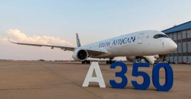 Ultra langdistanceflyvning: South African Airways flyver ny A350 fra New York til Johannesburg