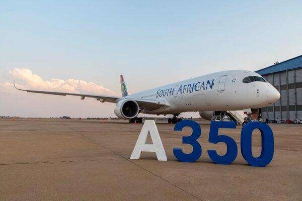 Ultra-Langstrecke: South African Airways fliegt den neuen A350 von New York nach Johannesburg