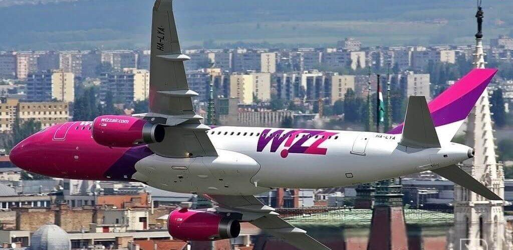 Wizz Air lança novo voo de Budapeste para Santander, Espanha
