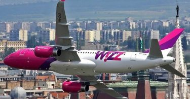 Wizz Air پرواز جدید خود را از بوداپست به سانتاندر اسپانیا آغاز کرد