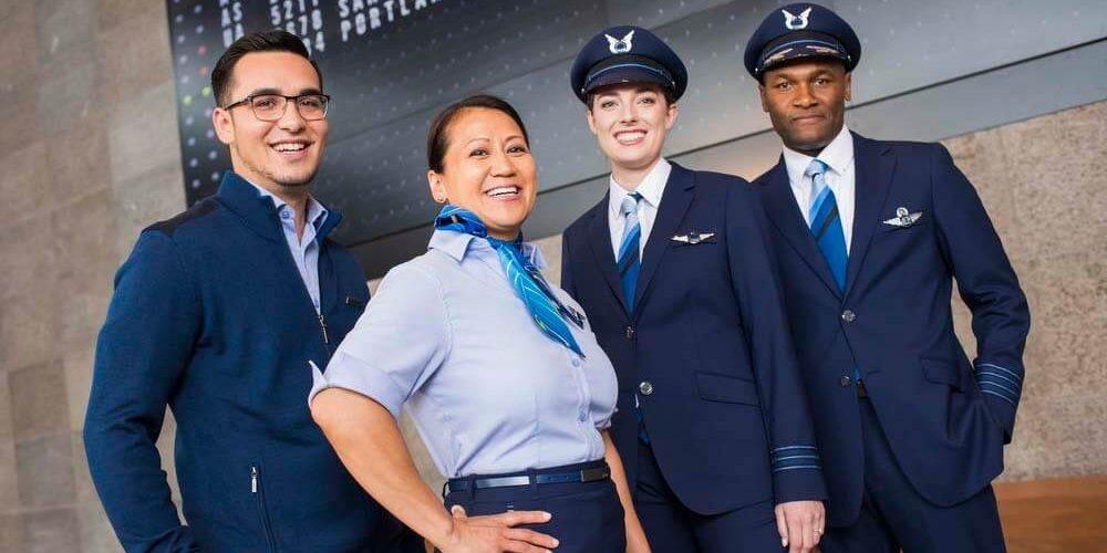 L-aqwa standards ta 'sikurezza: L-Alaska Airlines tintroduċi uniformi ġdida