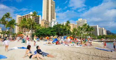Hawaii-turisme: $ 4.49 mia. I 2019-hotelindtægter