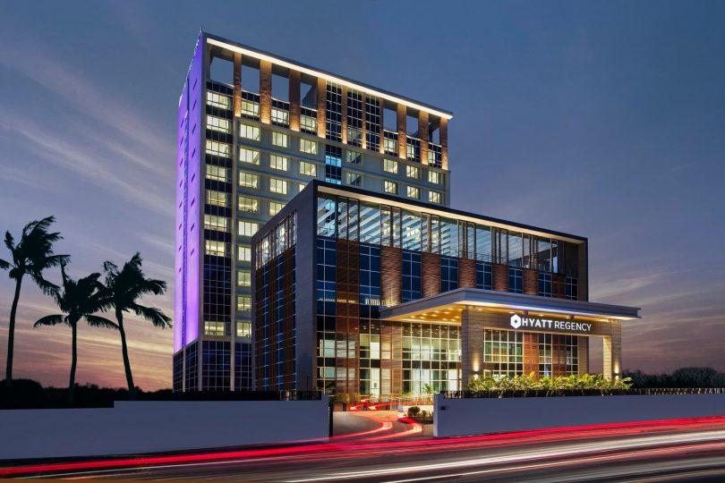 La marque Hyatt Regency fait ses débuts dans `` Le pays de Dieu ''