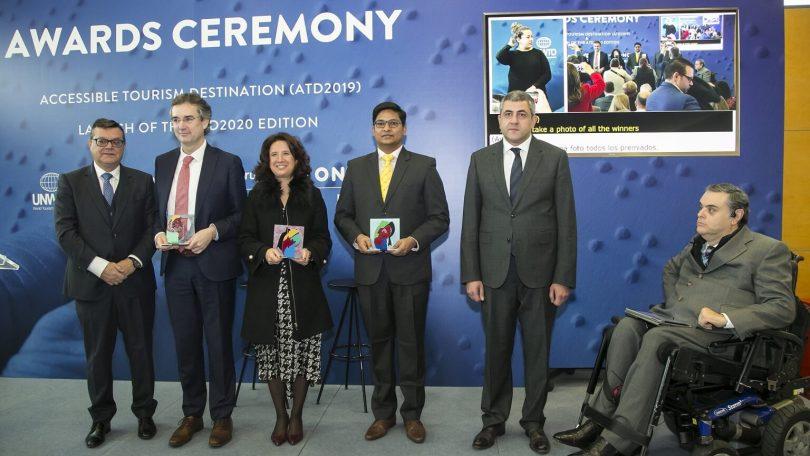 UNWTO na FITUR uznává i'Accessible Tourist Destinations '