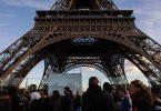 Eiffelov toranj: Oprostite, turisti, danas sam zatvoren