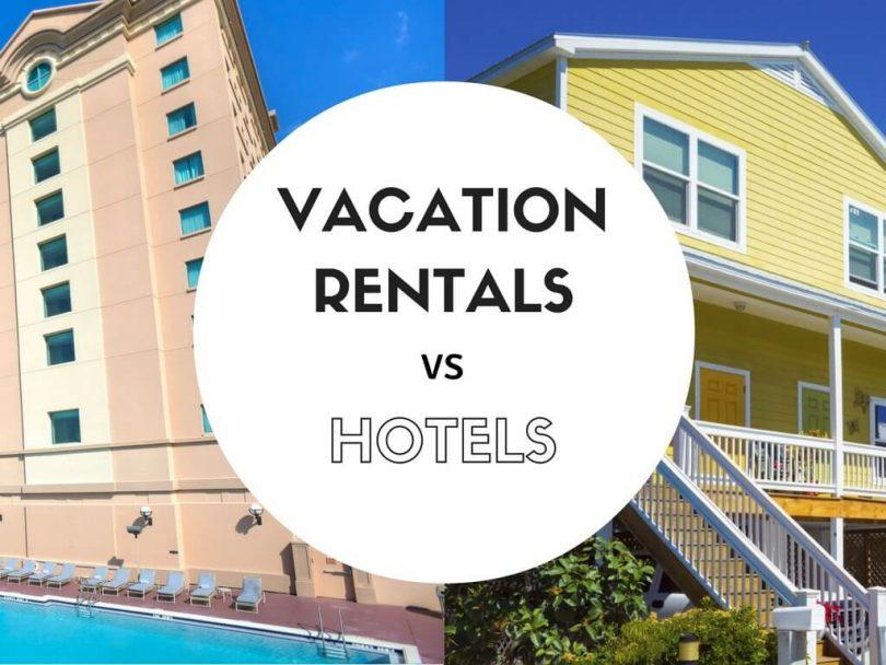 Hawaii-hoteller klarede sig bedre end ferieudlejninger i december 2019