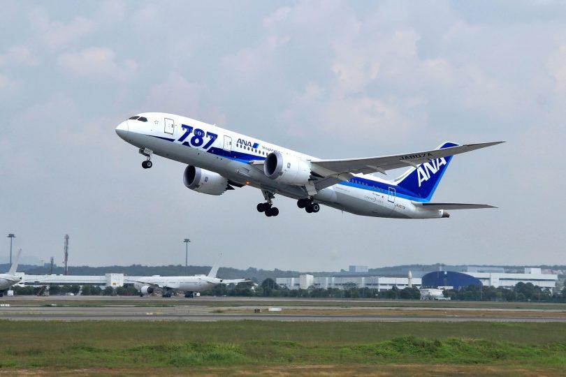 ANA pojačava daljinski let iz zračne luke Tokyo Haneda
