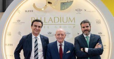 Palladium Hotel Group oznamuje nového prezidenta a generálního ředitele