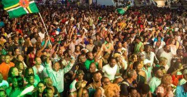تم إصدار التواريخ الرسمية لمهرجان موسيقى الكريول العالمي لدومينيكا 2020