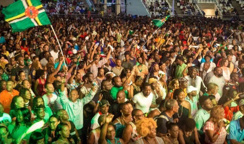 Lançamento de datas oficiais do Festival de Música Crioula Mundial da Dominica em 2020