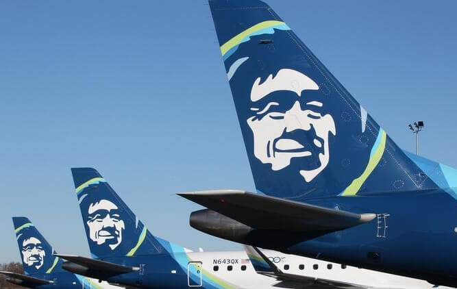 Alaska Air Group mister sin Chief Financial Officer