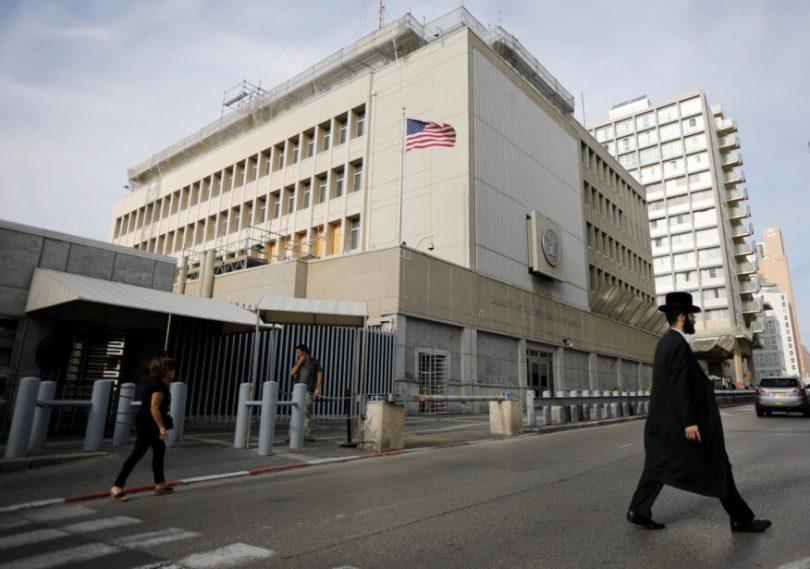 Američko veleposlanstvo upozorava Amerikance u Izraelu na raketne napade i 'sigurnosne incidente'