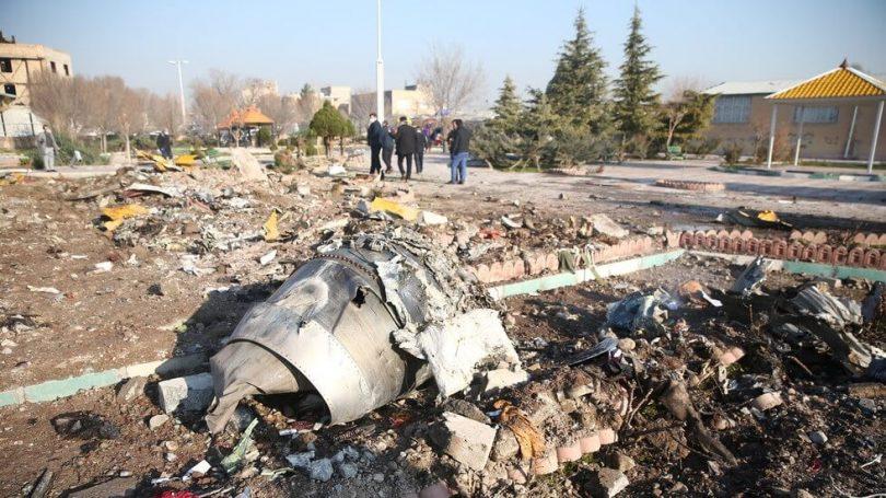 Kanadski odbor za sigurnost prijevoza objavio je izjavu o nesreći ukrajinskih International Airlinesa u Teheranu