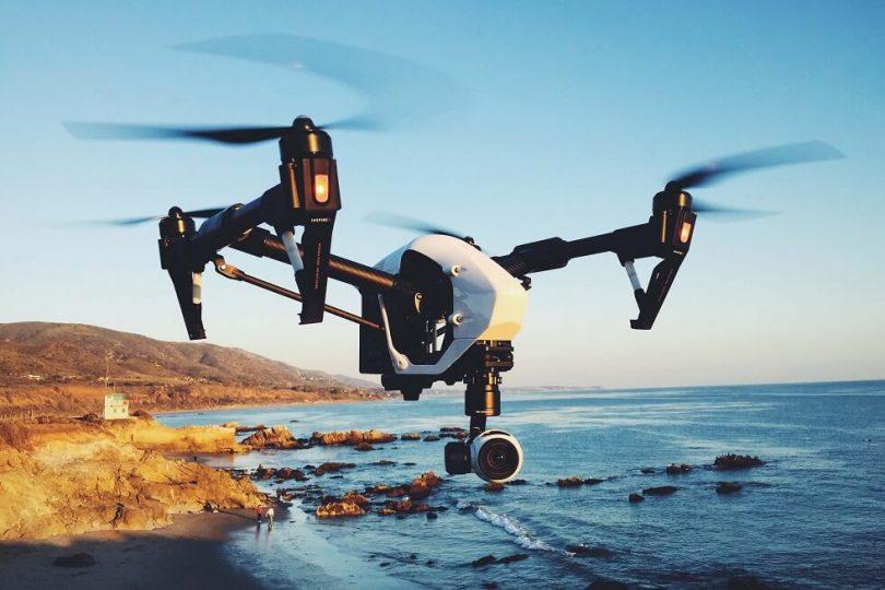 Kymmenen suosituinta maata, jotka drone kuvasi vuonna 10