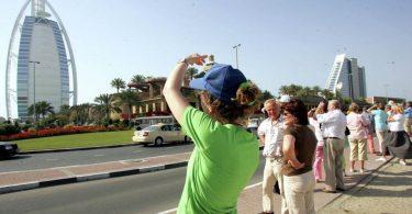Hvilken krise? Russiske turister annullerer ikke deres rejser i Mellemøsten