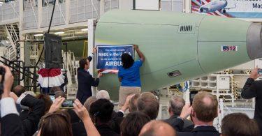 Airbus bude vyrábět více letadel v USA