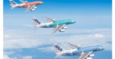 ANA expands its Narita-Honolulu route fleet with new A380 FLYING HONU