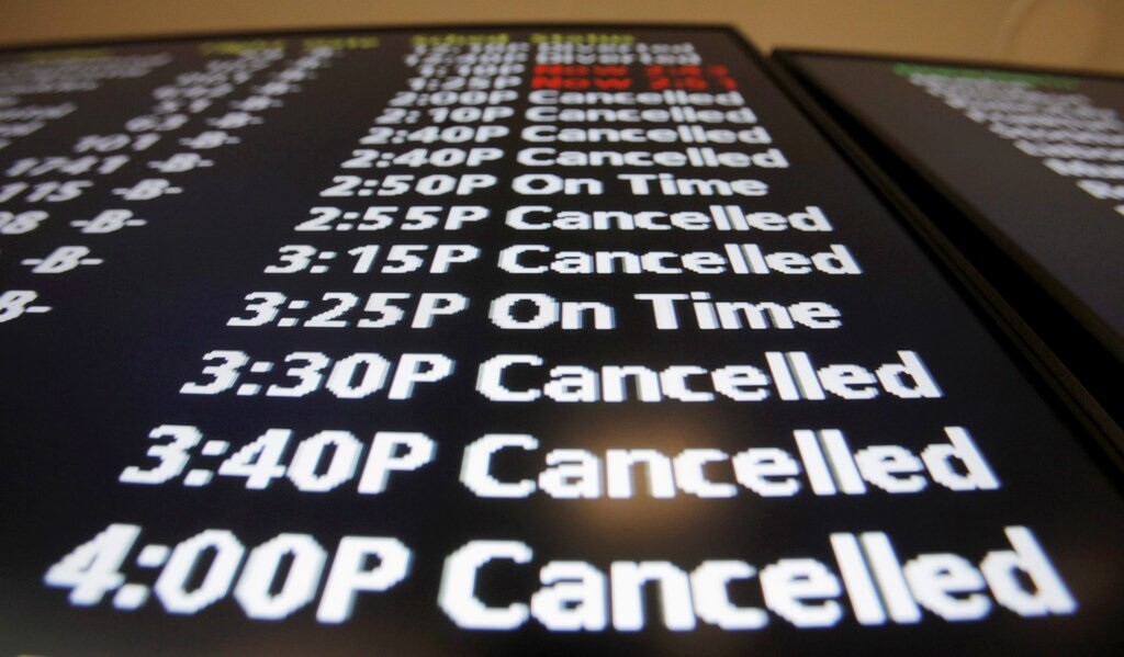 Worst airports and most disrupted airline routes of 2019