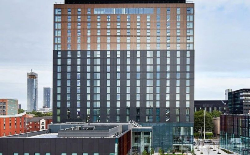 First two Hyatt-branded hotels open in Manchester