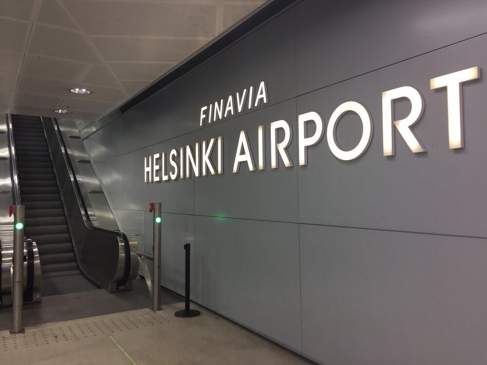 २०१ ९ में २६ मिलियन यात्रियों ने फिनेविया हवाई अड्डों से यात्रा की