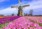 Holland verschwënnt offiziell vun Touristekaarte