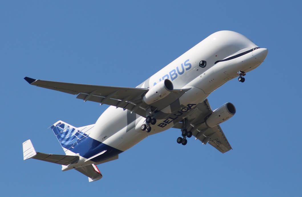 Airbus adiciona capacidade XL à sua frota com BelugaXL
