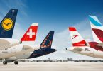 Lufthansa Group Airlines: 145 milioni di passageri in u 2019