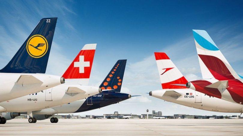 خطوط هوایی گروه لوفت هانزا: 145 میلیون مسافر در سال 2019