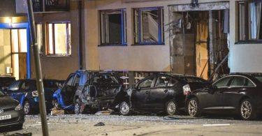 Las explosiones sacuden Estocolmo y Upsala mientras continúa la ola de bombardeos de Suecia