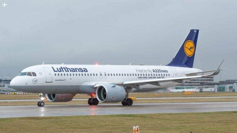 Lufthansa- ն 320 թվականին Մյունխենում հիմնելու է ինը Airbus A2020neo- ն