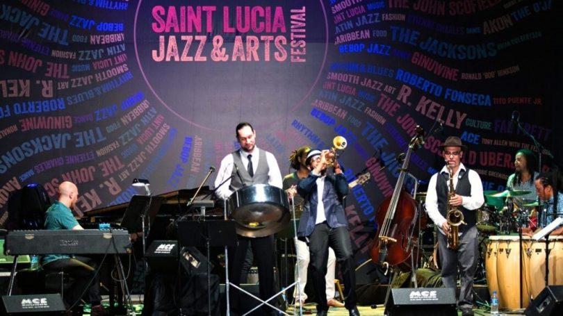 2020 Saint Lucia Jazz Festival annoncerer den indledende lineup