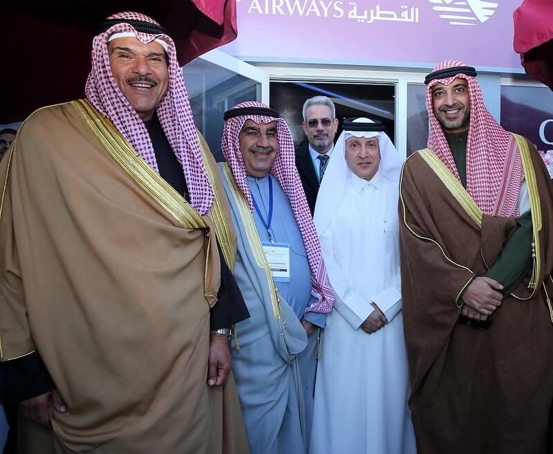 Qatar Airways annoncerer otte nye destinationer på Kuwait Aviation Show 2020