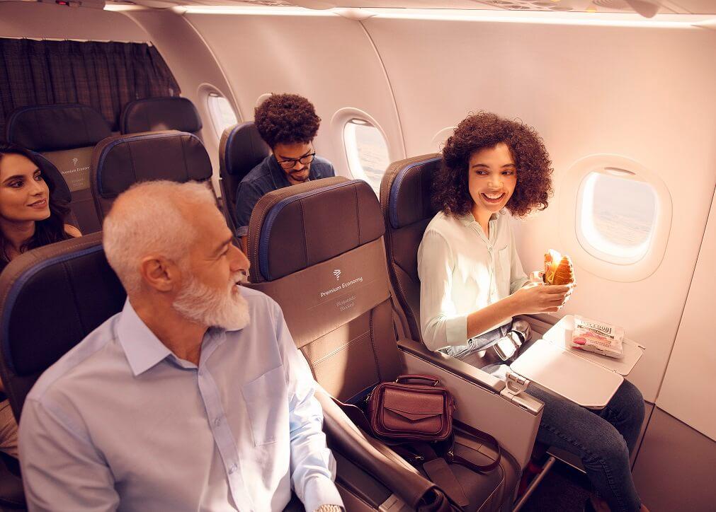 LATAM ұлттық және халықаралық рейстерге арналған жаңа кабина сыныбын іске қосады