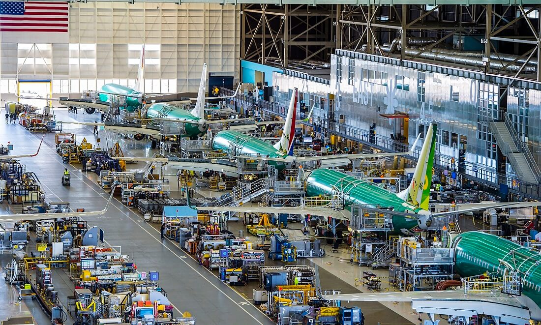 Boeing 2019 delivery numbers lowest since 2008