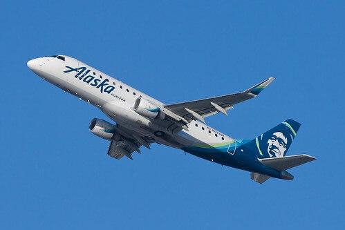 Alaska Airlines anuncia vuelo diario sin escalas entre Seattle y Monterey